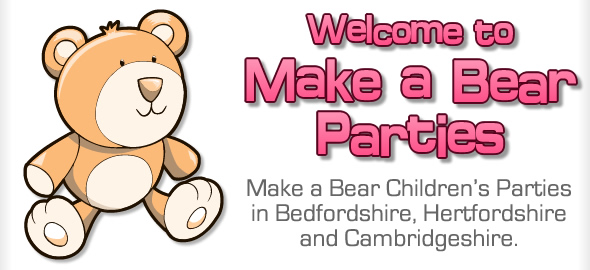 Welcome to Make a Bear Parties