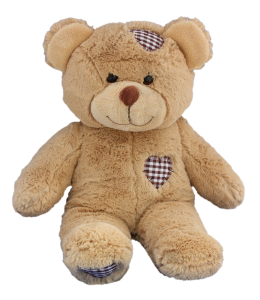 Patch the brown bear
